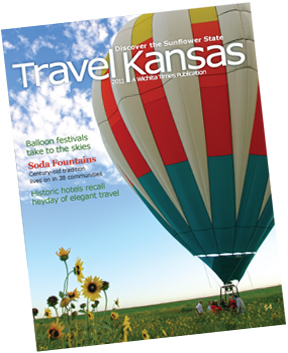 Travel Kansas Magazine