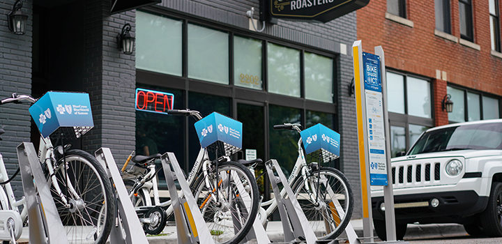 Bike Share ICT