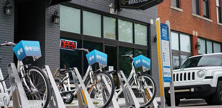 Bike Share ICT
