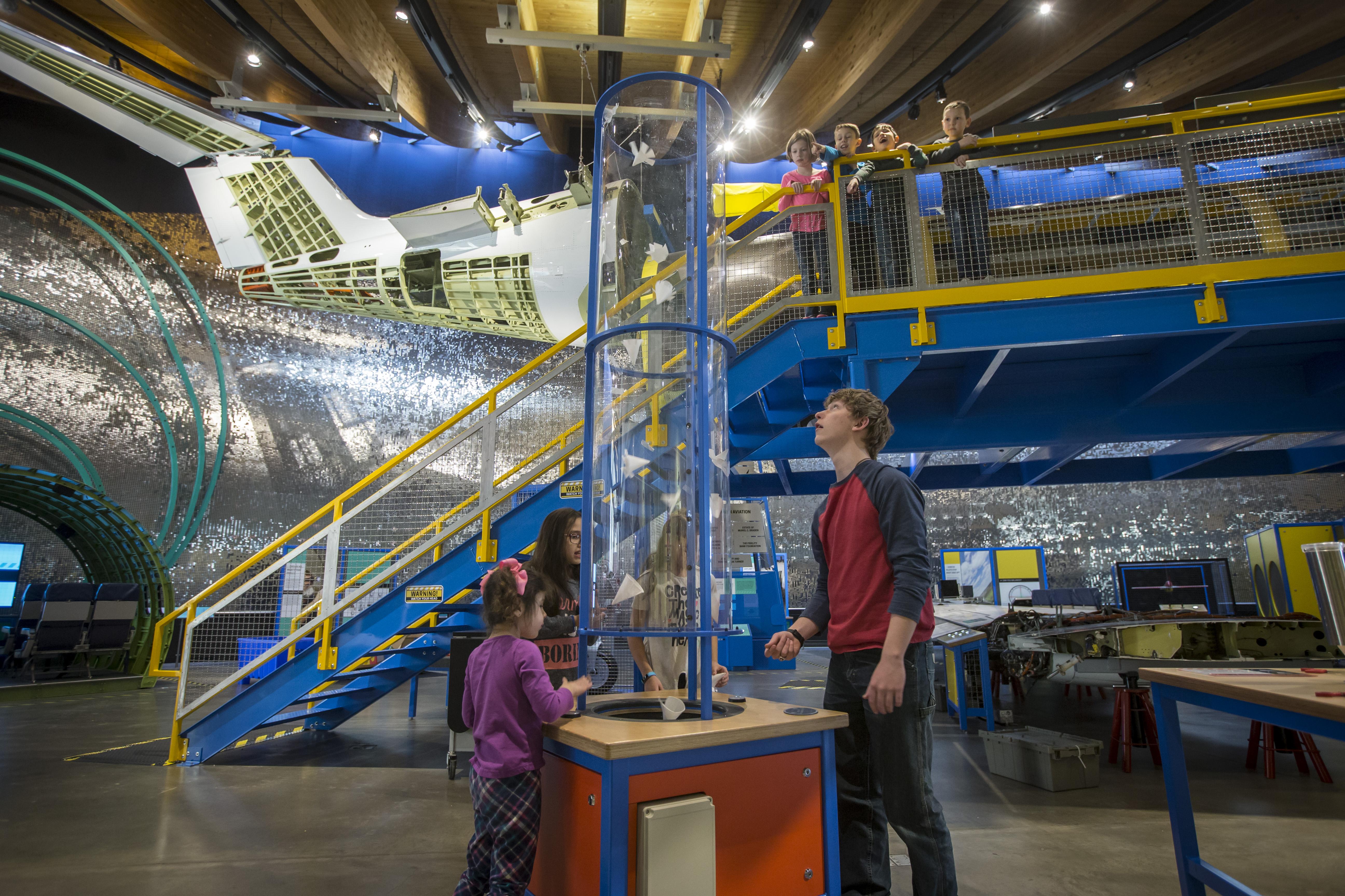 Aviation exhibit receives top-flight award